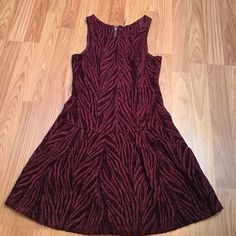 free people peplum dress awesome condition - has pockets Free People Dresses Midi