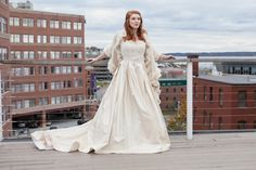 Gown: Spoil Me By Alvina Valenta