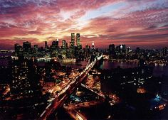 New York...I love knowing my way around a little more every time I go back.