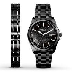 Citizen Mens Watch Matching Bracelet BM7105-53E Yeah, think I'm getting this set