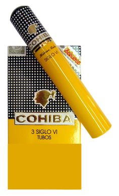 Cohiba cigars Siglo VI.