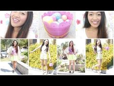Easter Makeup & Outfit Ideas!! - http://47beauty.com/easter-makeup-outfit-ideas-2/  				 COMMENT QUESTIONS DOWN BELOW FOR MY Q&A!!!! THUMBS UP FOR MORE VIDEOS LIKE THIS!! SUBSCRIBE MY VLOG CHANNEL SO I CAN START VLOGGING: http://www.youtube.com/user/DanicaMaeee Business inquires only! Contact me here: danicammakeup@gmail.com Let's chit chat: Twitter- https://twitter.com/danicamaeee Instagram- http://instagram.com/danicamaee Thanks for watching! I wub you with