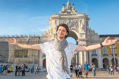 Eiskunstlauf-Star als Reiseführer - Coopzeitung - Die grösste Wochenzeitung der Schweiz