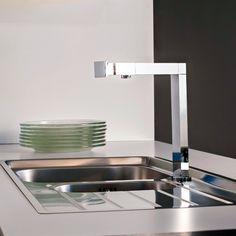 15 modern kitchen faucets ideas