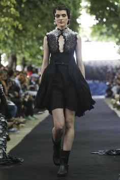 On Aura Tout Vu Couture Fall Winter 2014 Paris