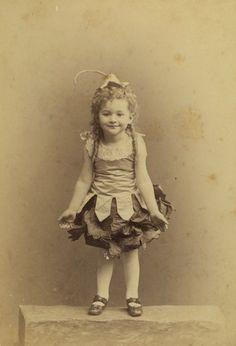 Vintage cute little girl by MementoMori-stock.deviantart.com on @deviantART