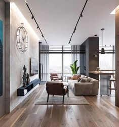 r a Mid Century Living Room Décor and which are the best design pieces to pull off the look. Apartment Interior, Apartment Design, Home Interior, Interior Architecture, Modern Interior, Interior Design Games, Luxury Interior Design, Home Design, Mid Century Living Room