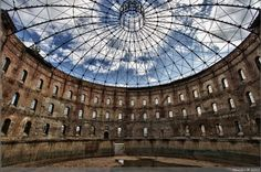 Situated somewhere in Europe, urban explorer Urbex Maestro captured this striking series of photographs featuring a now abandoned gasometer dating to the turn of the 20th century.