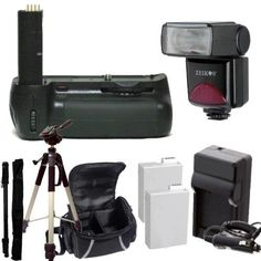 Vertical Battery Grip for Canon EOS Rebel T4i Digital Camera. Includes: 2 Extended Life Replacement Batteries, Rapid Travel Charger, Slave Flash, Tripod, Monopod, Wireless Remote  Carrying Case - http://yourperfectcamera.com/vertical-battery-grip-for-canon-eos-rebel-t4i-digital-camera-includes-2-extended-life-replacement-batteries-rapid-travel-charger-slave-flash-tripod-monopod-wireless-remote-carrying-case/