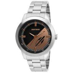 Relógio Mormaii On the Road MO2035DU 1M Prata - mormaiishop - mobile 4e7053812d