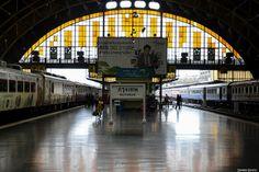 Hua Lamphong Railway Station #Bangkok #Thailand #Trains