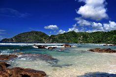 Pantai Wediombo : Pantai Mirip Teluk Favorit Pemancing  Media Informasi Online