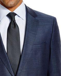 cabe4c90f088 BOSS HUGO BOSS Pindot James Sharp Regular Fit Suit HUGO BOSS - Men -  Bloomingdale s