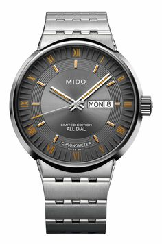 Mido All Dial 10th Anniversary