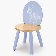 John Lewis Forest Friends Squirrel Chair Yellow Kids