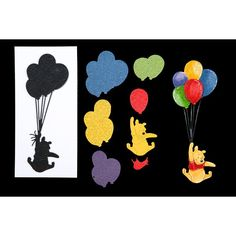 Disney Winnie the Pooh Up, Up and Away Die No Colour