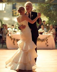 Real Weddings Inspired by Some of the Best Movies of All Time - Father of the Bride