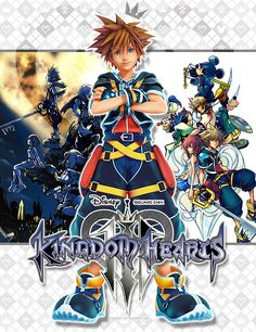 One of my all time favs! Kingdom Hearts III Square Enix