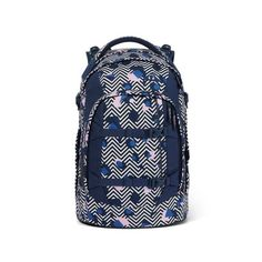 satch pack Stoney Mony Schulrucksack - cooles Design! Bulletins, Golf Bags, Under Armour, Recycling, Laptop, Packing, Backpacks, Pets, Design