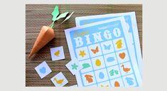 de 10 leukste  spelletjes voor Pasen: Paasbingo
