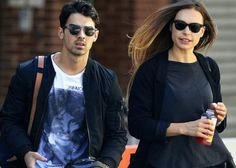 Joe Jonas Blanda Eggenschwiler: Big Apple Bliss - Getting in some quality time, Joe Jonas and his girlfriend Blanda Eggenschwiler were out and about in New York City on Wednesday (May Enjoying the beaut Joe Jonas, May 1, Bollywood Celebrities, Quality Time, Celebrity Gossip, Girlfriends, Wednesday, Bliss, Hollywood