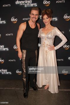 Derek Hough and Marilu Henner - One of the biggest shows 'Dancing with the Stars' has ever put on will unfold on the ballroom floor, as the 11 remaining celebrities perform big spectacle dances for Cirque du Soleil(r) night, on 'Dancing with the Stars,' live, MONDAY, OCTOBER 3 (8:00-10:01 p.m. EDT), on the ABC Television Network.