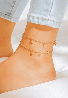 Ankle Jewelry, Ear Jewelry, Dainty Jewelry, Simple Jewelry, Ankle Bracelets, Cute Jewelry, Jewelry Accessories, Women Jewelry, Fashion Jewelry
