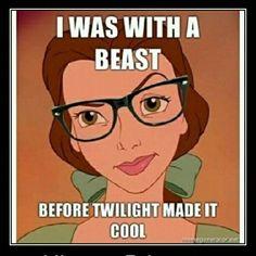 Twilight disney belle