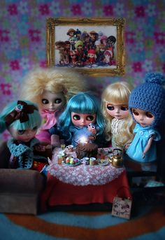 Gwen doesn't want to get older by erregiro, via Flickr