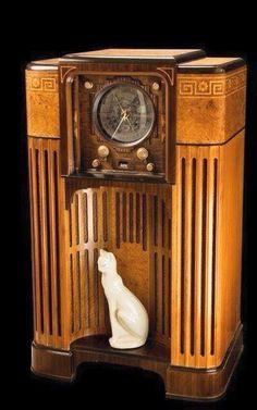1935 Zenith Estratosfera Rádio 1000 z
