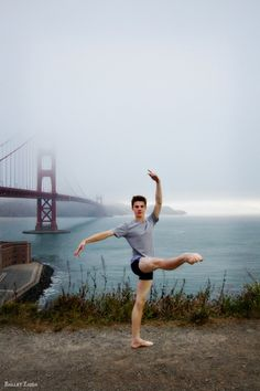 Dancer - David Donnelly. Location - San Francisco, California. Help Ballet Zaida reach 10,000 fans on Facebook by sharing it with your friends.The more fans we have, the more photos we can create.  www.Facebook.com/BalletZaida © 2011 Oliver Endahl