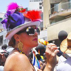 Evviva le donne! Il #TelAvivPride quest'anno è dedicato alla donna! #ExploreIsraele qui è festa per tutti! #visitisrael @visit_israel