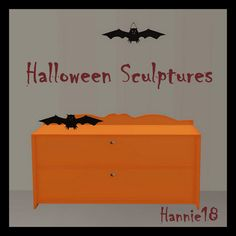 Halloween Project - Hannie18 Mesh set