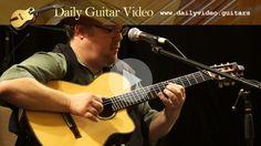 """Richard Smith - Pineapple Rag - http://dailyvideo.guitars/richard-smith-pineapple-rag/ - Richard Smithplays Scott Joplin's """"Pineapple Rag"""" in 2015."""