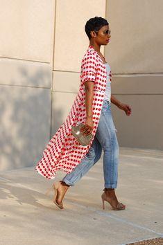 60 Fashion, Over 50 Womens Fashion, Black Girl Fashion, Kimono Fashion, Fashion Outfits, Classy Outfits, Casual Outfits, Cute Outfits, Denim Outfits