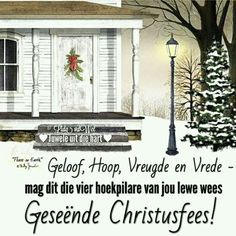 Geseënde Christusfees Christmas Blessings, Christmas Messages, Christmas Quotes, Christmas Wishes, All Things Christmas, Christmas Time, Christmas Cards, Merry Christmas, Xmas