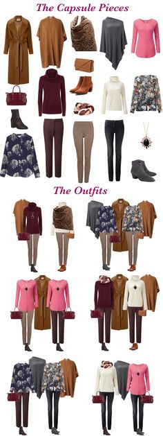 A Warm and Stylish Winter Capsule Wardrobe