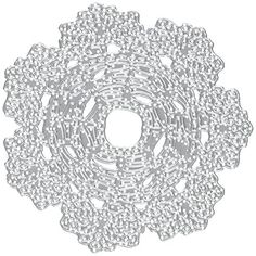 Sizzix 661497 Thinlits Die Doily by Tim Holtz Sizzix https://www.amazon.com/dp/B01ANLZYSI/ref=cm_sw_r_pi_dp_x_2SR6xbYZ4FCQM