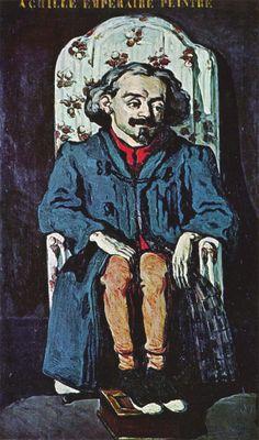 Achille Emperaire (ritratto da Cézanne)