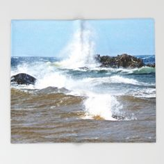 New, https://society6.com/product/surfs-spray_throw-blanket?curator=danbytheseacurator This photo is Available on over 20 products  Follow DanByTheSea  https://society6.com/danbythesea #society6 #danbythesea $5 Off + Free Shipping on Phone Cases - Today Only!   ***New Product Available***  ---The Adventure Case--- Full case coverage, shock-absorbing, screen cover, Get one for Your Phone...   This is The Case that You have been Searching for, Sealable ports and so much more.  Get them Now…