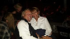 Whistler and Kathy at my bday 2014... Love you guys
