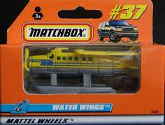 Model Matchbox Water Wings