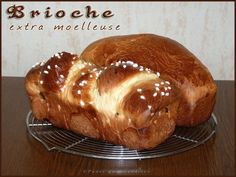 Brioche extra-moelleuse (machine à pain ou thermomix) - Pause gourmandises