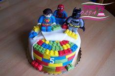 Výsledek obrázku pro dort lego