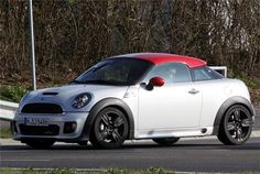 Mini Cooper - John Cooper Works GP version