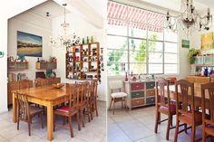 8 propuestas para decorar un comedor  Este espacio es un excelente ejemplo de…