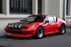 ★ https://www.facebook.com/fastlanetees   The place for JDM Tees, pics, vids, memes & More ★ THX for the support  Renault Alpine A310