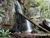 Baskin Creek Falls - Gatlinburg,Tennessee