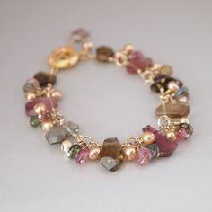 Unique Bracelets, Handmade Bracelets, Jewelry Bracelets, Handmade Jewelry, Gemstone Jewelry, Beaded Jewelry, Beaded Necklace, Jewellery, Handmade Notebook