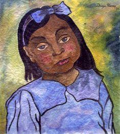 Face of Juanita Rosas